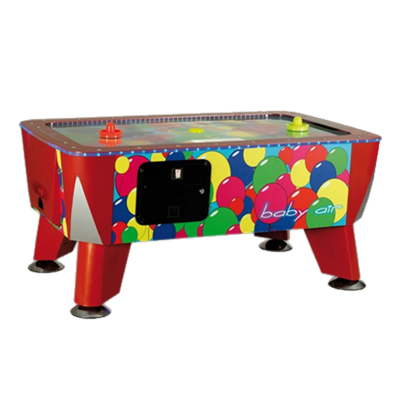 Feature Game - Baby Air Hockey