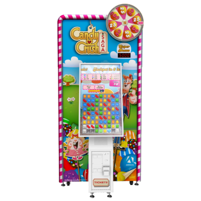 Feature Game Candy Crush