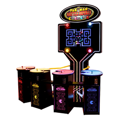 Feature Game Pac-Man-Royale