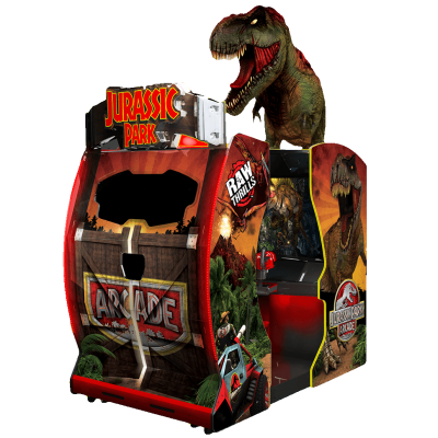 Jurrassic-Park-Arcade